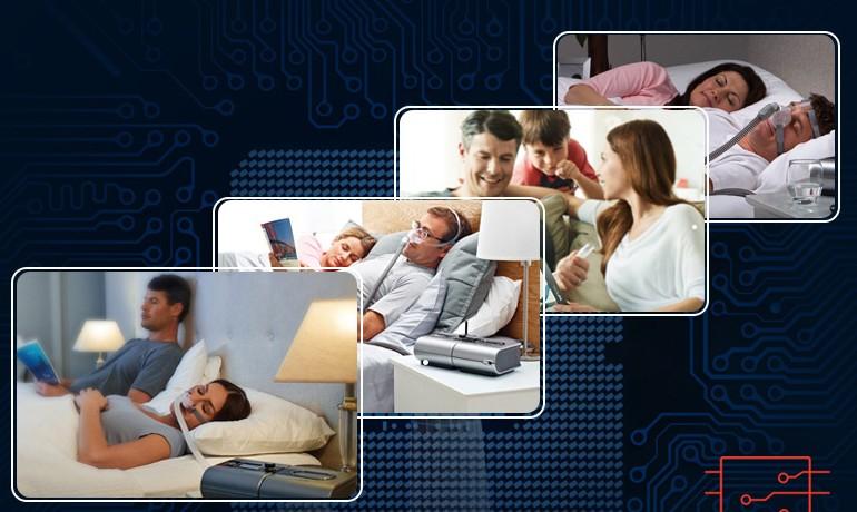瑞思迈呼吸机能够满足消费者的使用需求
