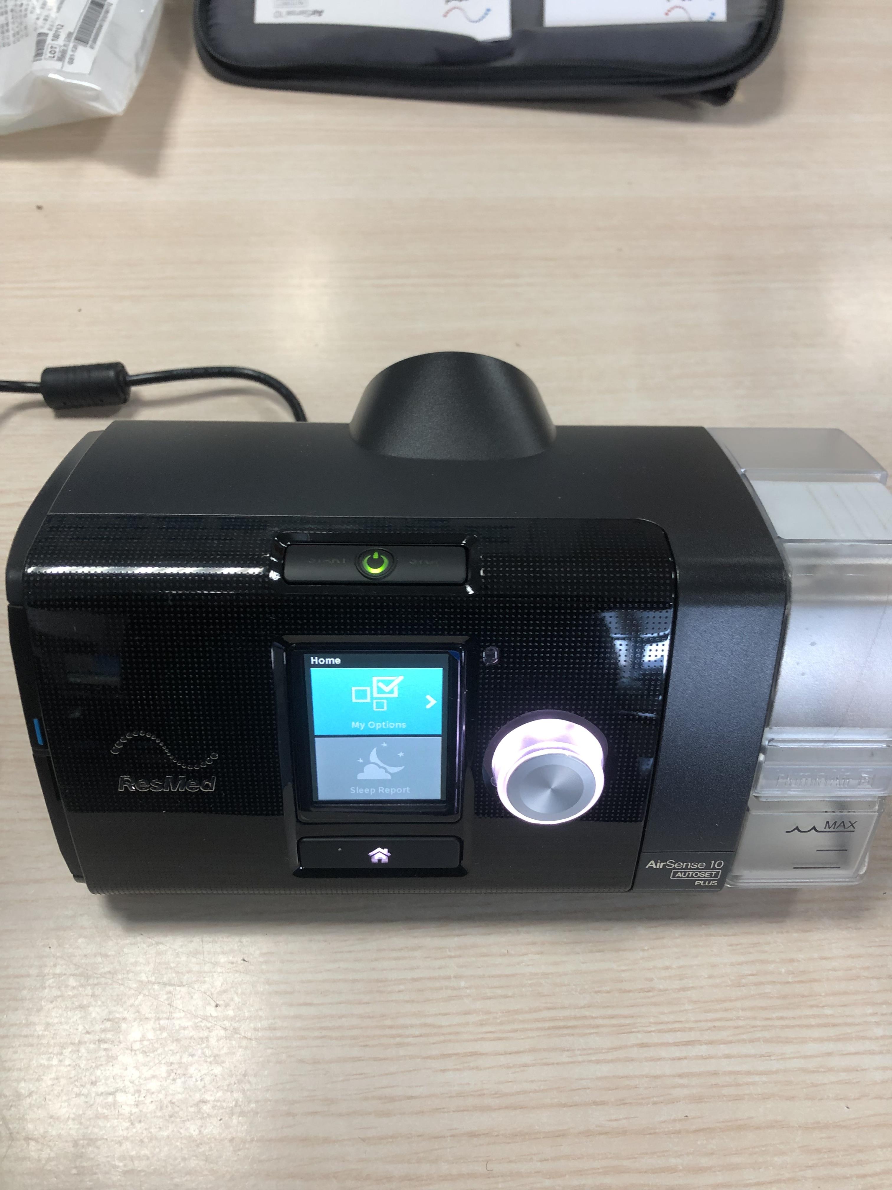 瑞思迈S10呼吸机价格报价和什么有关